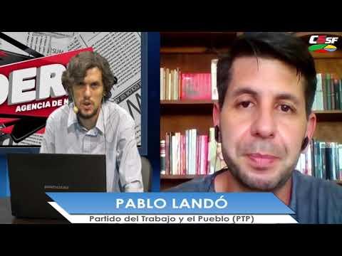 Pablo Landó: Vicentín es la filosofía del casino
