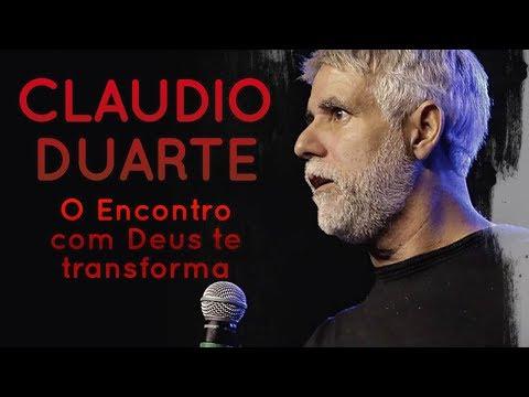 Cláudio Duarte - O Encontro com Deus te transforma | Palavras de Fé