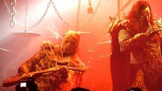 Lordi - Babez For Breakfast @ Nosturi, 18.09.2010, HD Quality