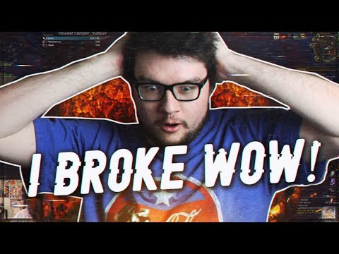 DYRUS | BREAKING WoW W/ DollarShaveClub