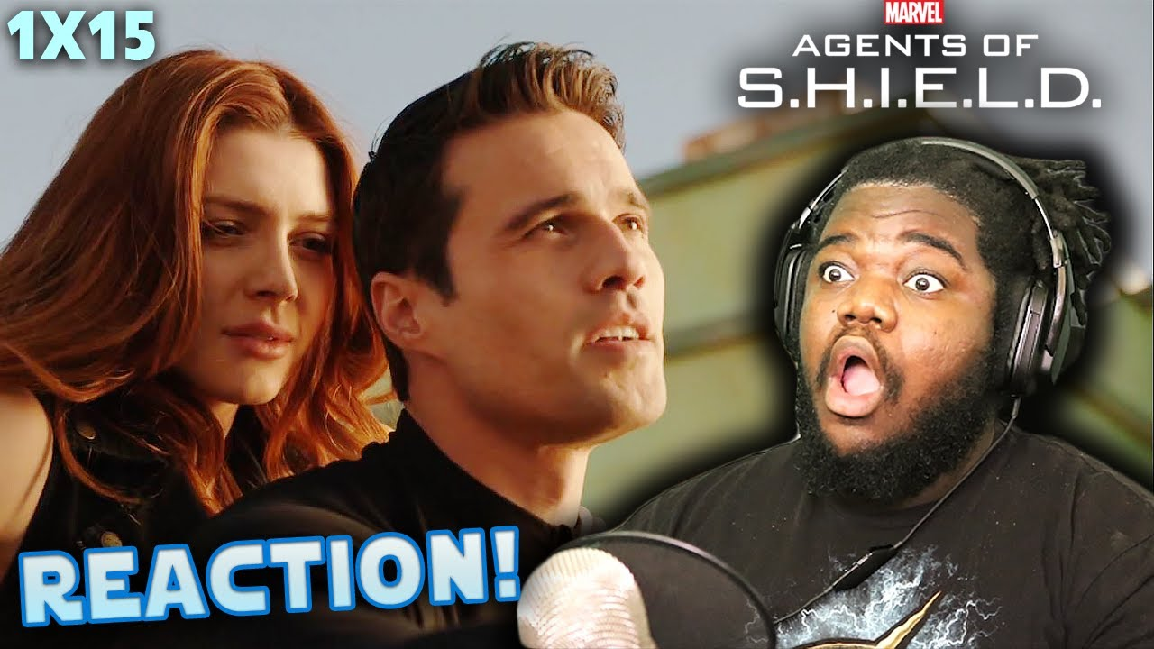 "Download SMH - Agents Of Shield Season 1 Episode 15 REACTION ""Yes Men"""