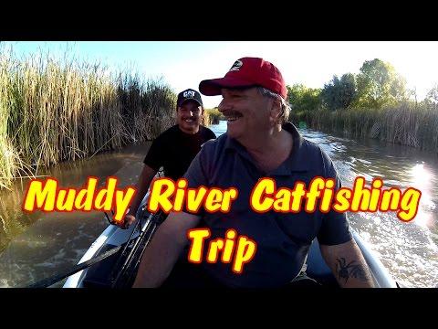 My visit with Muddy River Catfishing