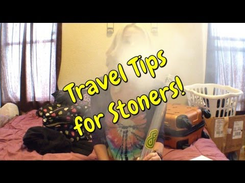 Travel Tips for Stoners! | CoralReefer