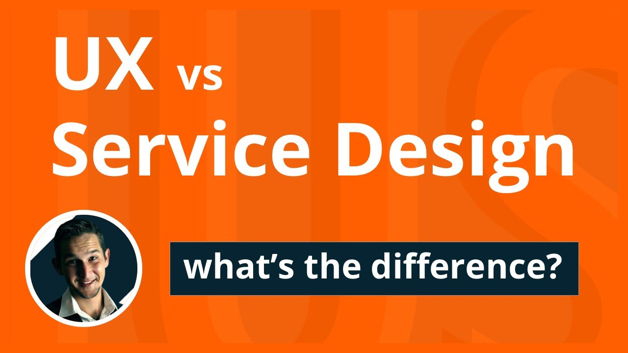 Ux Vs Service Design What S The Difference By Justin Pybus Ux Planet