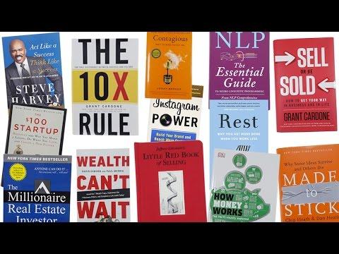 13 livres business à lire 2017