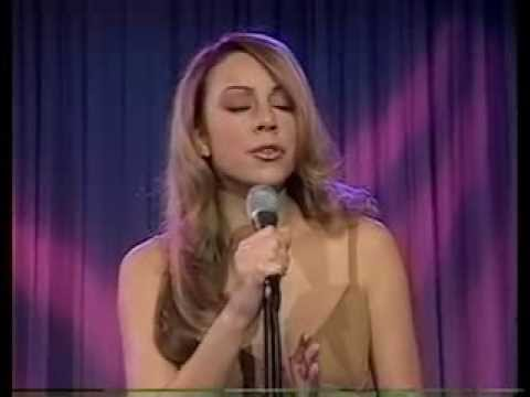 Mariah Carey My All Live