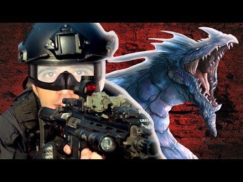 A minha arma é um DRAGÃO - Crossfire