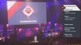 [DE] - CS:GO - ESL Wintermeisterschaft Finale 2018 Oldenburg