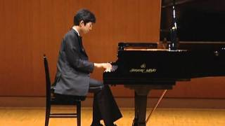Johannes Brahms Rhapsody in G Minor Op 79 No 2 大稀13歳の作品みなとみらい