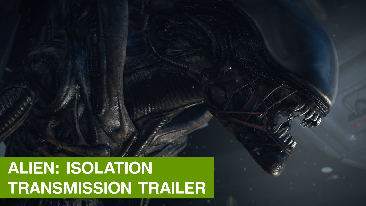 Alien: Isolation Official Announcement Gameplay Trailer
