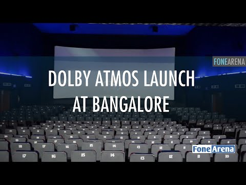 Dolby Atmos Launch At Bangalore
