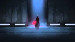 Darth Vader i Kylo Ren monster