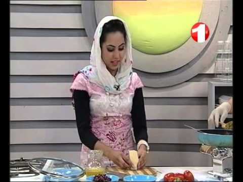 1TV AFGHANISTAN COOKING SHOW_06 04 2013