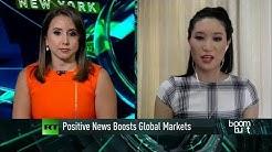 Stocks Surge & Huawei Facing Heat