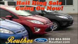 Reuther Ford Grand Opening Hail Sale
