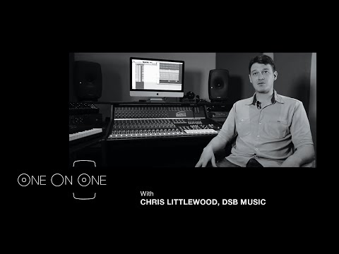 One on One with Chris Littlewood, dBs Music | Genelec 8351| Interview