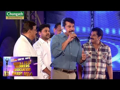 Kerala Film Producers Association Award 2014 | Valuable Contribution To Malayalam Cinema Award