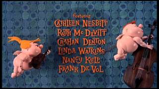The Parent Trap (1961)  -- OPENING TITLE SEQUENCE