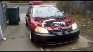 honda vtec project engine build song by anuel aa 47