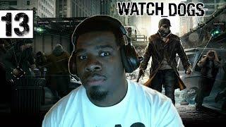 Watch Dogs Gameplay Walkthrough Part 13 - Kiddo - Watch Dogs Gameplay Black Guy