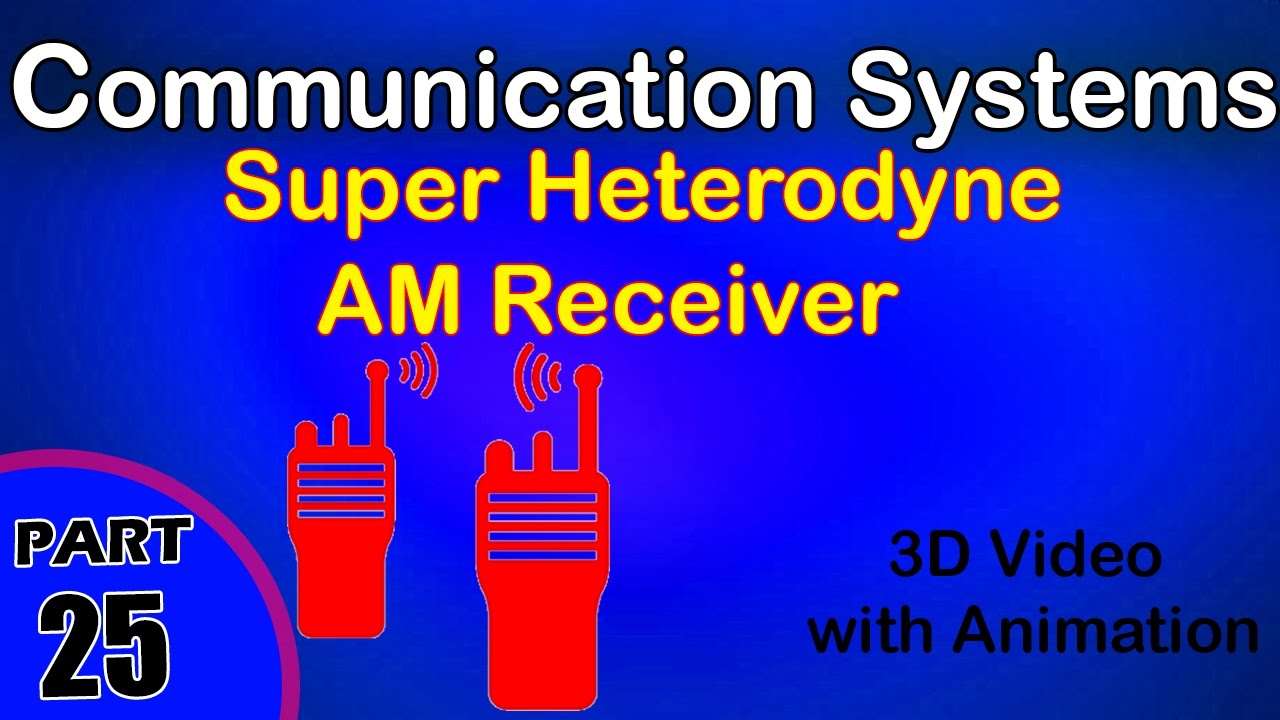 Super heterodyne am receiver communication systemsclass 12 physics super heterodyne am receiver communication systemsclass 12 physics subject notescbseiitjeeneet ccuart Image collections