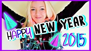 HAPPY NEW YEAR 2015 | YouTube Tips + Talk | Hamsters Thumbnail