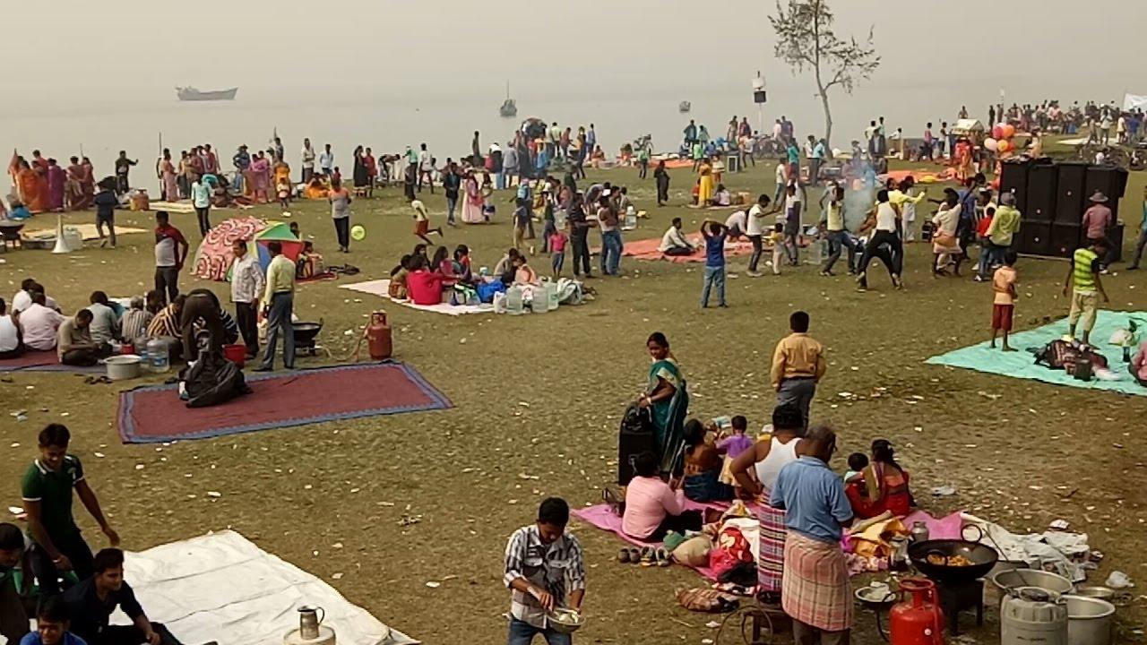 FALTA -RIVERSIDE PICNIC SPOT(WEST BENGAL INDIA) by SUKAMAL CHAKRABORTY