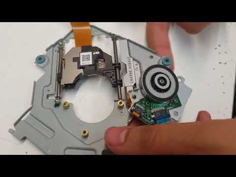 How To Open Your Xbox One Drive For Repair, Xbox One Laser Replacement