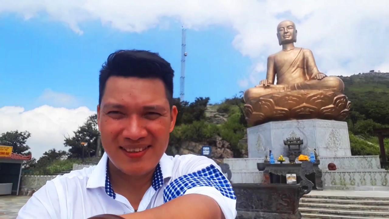 Chùa Yên Tử Nơi Tiên Cảnh, núi rừng trùng trùng điệp rất hùng vĩ – Quảng Ninh, Viet Nam