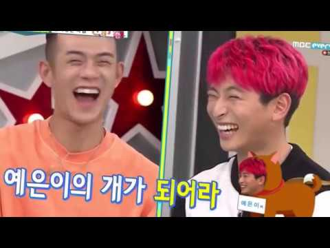 Jinwoon, Seulong, Beenzino, Shimmytwice on Video Star (Yeeun cuts)