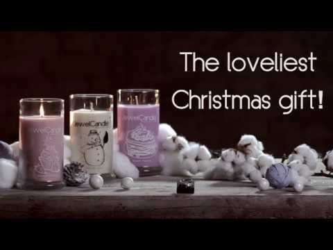The perfect Christmas gift! A jewel in every candle - JewelCandle