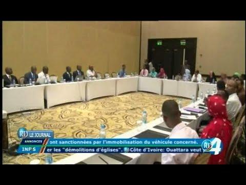 Télé Djibouti Chaine Youtube : JT Anglais du 18/11/2017