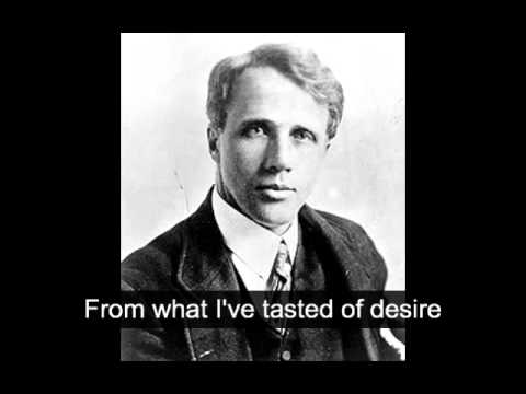 Robert Frost- Fire and Ice