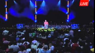 Pastor E  A Adeboye Message The Unchanging God At Festival of Life Aberdeen Scotland On July 25th 2