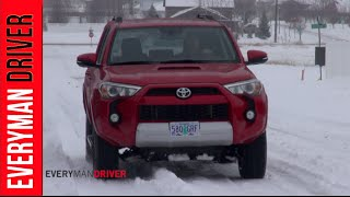 Here's the 2014 Toyota 4Runner on Everyman Driver