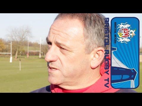 Tainton Previews Gloucester Derby
