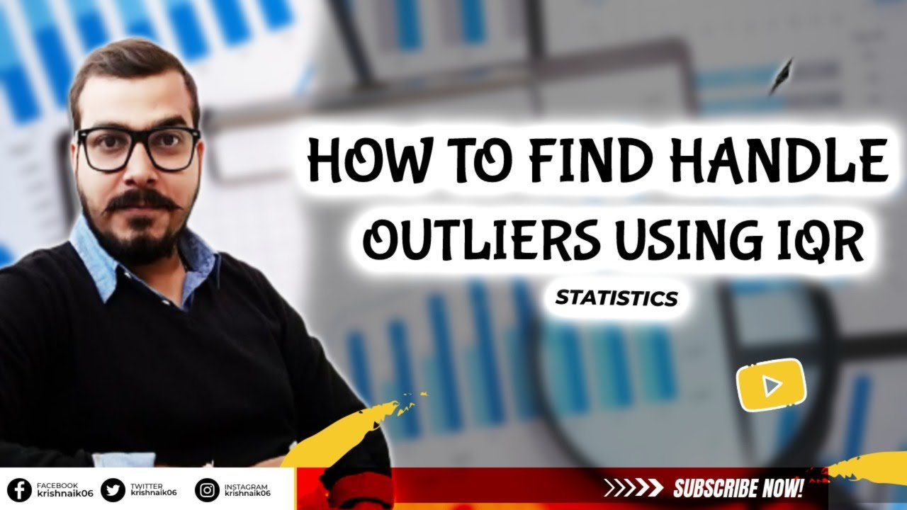 5 Number Summary And How To Handle Outliers Using IQR-Statistics