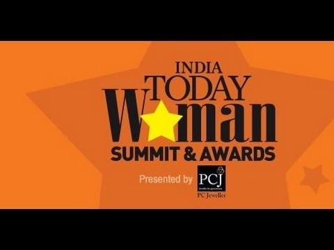 India Today Woman Summit 2014