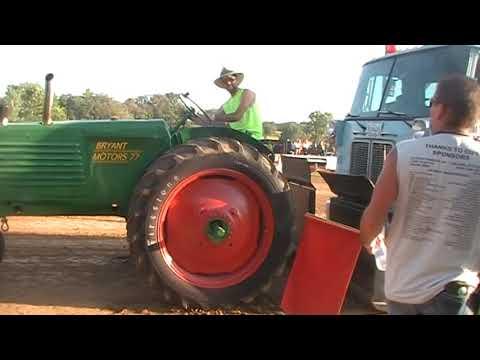 ford 861 diesel # 4500 div  2 otterville mo  july 22,2017  pt 1