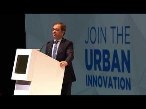 KEYNOTE: SMART CITIES TOWARDS URBAN INNOVATION