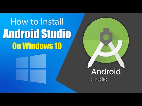 How To Install Android Studio 2020 Complete Guide | Install Android Studio On Windows 10