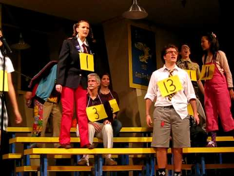 "The 25th Annual Putnam County Spelling Bee - ""Pandemonium"" (AHS 2010)"