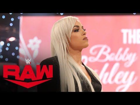 Liv Morgan returns to drop a bombshell during Lana's wedding to Lashley: Raw, Dec. 30, 2019