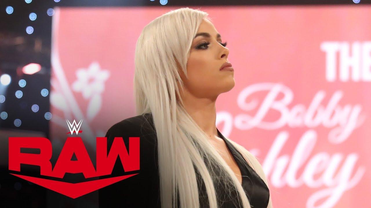 Liv Morgan returns to drop a bombshell during Lana's wedding to Lashley: Raw, Dec. 30, 2019