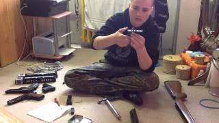 Oprava airsoft odstřelovací pušky M24