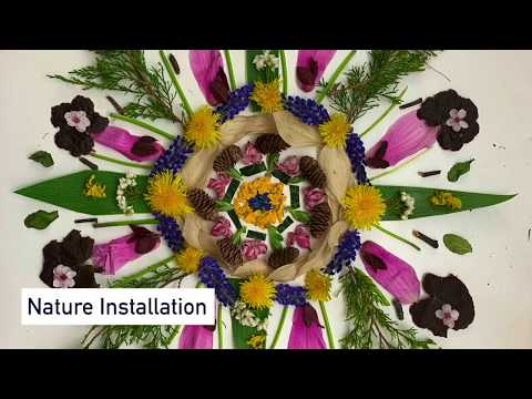 Create Your Own Nature Installation
