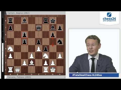 Caruana - Carlsen:  Das Duell der Giganten in der Analyse