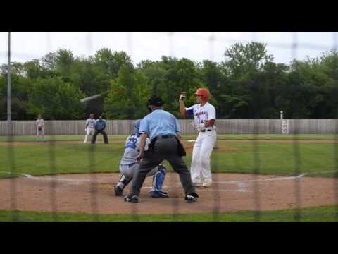 05-15-15 Lincoln Land Baseball Vs ICC