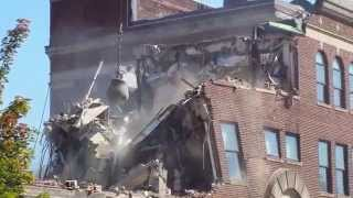 Video ENAD Wrecking Ball Demolition - Purdue University 9/18/14 download MP3, 3GP, MP4, WEBM, AVI, FLV Oktober 2018