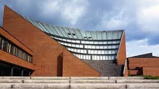フィンランドのアールト大学構内を歩いてみた AM 1回目